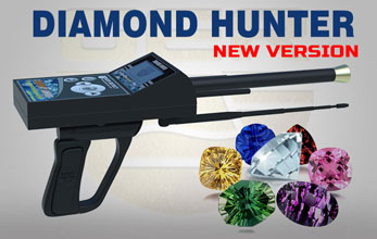 Diamond Hunter device