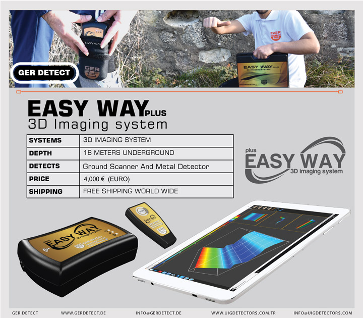 Brochure for EASY WAY PLUS device