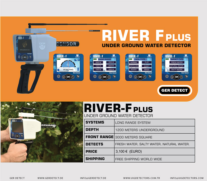 Brochure for RIVER-F PLUS device